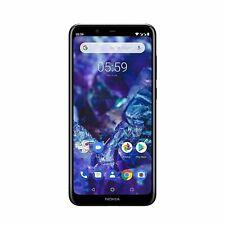 Nokia 5.1 Plus - 32GB - Gloss Black (Unlocked)