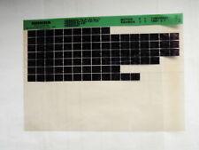 Honda CBR 600_Microfilm Microfich Teilekatalog Ersatzteil Fiche Parts List