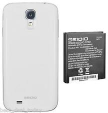 Seidio Innocell 4500MAH Extended Battery For Samsung Galaxy S4 S 4 IV Siv White
