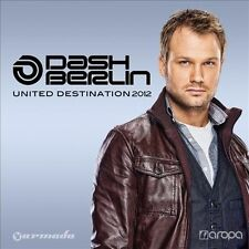 United Destination 2012 by Dash Berlin (CD, Sep-2012, 2 Discs, Armada)