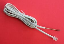 """PANASONIC 308/616/624/KX-TEA308 & KX-TES824 Line Cord/Fly Lead from System """"NEW"""""""