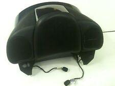 99 BMW K 1200 LT  Complete Rear Trunk Saddle Bag Seat Back Rest Speakers 1200LT