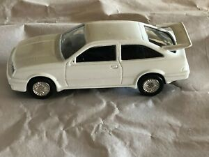 Trax 8020 Ford Sierra Cosworth Road Version White 1:43 scale