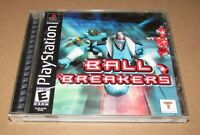 Ball Breakers for Playstation PS1 Complete Fast Shipping