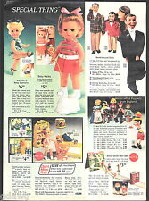 1971 ADVERTISEMENT Doll Mattel Baby Dancerina Shindana Tamu Flip Wilson Beasley