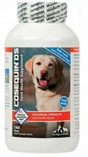 COSEQUIN DS JOINT HEALTH SUPPLEMENT PLUS MSM 180 CHEWABLE TABLETS