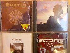 Runrig- Best of (Doppel-CD)/ Amazing Things/ Searchlight/ The Big Wheel- 5 CDs