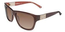 Bebe BB 7027 BLISSFUL Sunglasses CHESTNUT Color 125MM 03/11