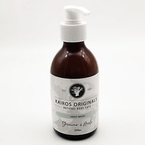 Geranium and Neroli essential oil Hand wash - Vegan /Cruelty Free / Handmade