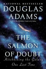 The Salmon of Doubt by Douglas Adams (Paperback) hitchhiker's guide