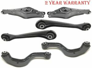 VW GOLF V CONTROL ARM UPPER + LOWER & LATERAL LOWER REAR LEFT & RIGHT MK5 03-09