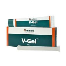 10X 30gm Himalaya Herbals V-Gel For Women Wellness Treats Vaginitis - New Stock