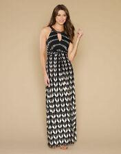 Monsoon Long Regular Size Halter Neck Dresses for Women