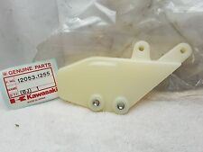 NOS New OEM Kawasaki Rear Outside Chain Guide KDX200 1989 - 1994 12053-1255