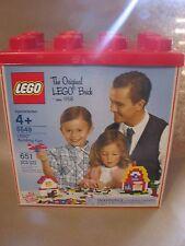 2011 a.d. Lego 5549 Komplettset-noch in Packungen 651 Stück
