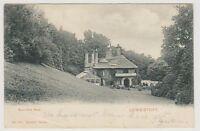 Suffolk postcard - Sparrows Nest, Lowestoft - P/U 1904