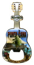 Hard Rock PUNTA CANA Hotel City Guitar Magnet Bottle Opener
