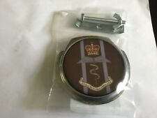OPERATION BANNER COLDSTREAM GUARDS Royale Military Car Grill Badge B2.3628