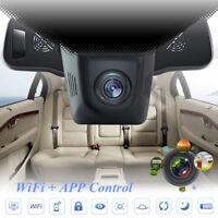 170°1080P HD WiFi Hidden Car DVR Camera Video Recorder G-Sensor Dash Cam Monitor
