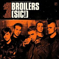 BROILERS - (SIC!) LIMITED DELUXE EDITION  CD+DVD NEU