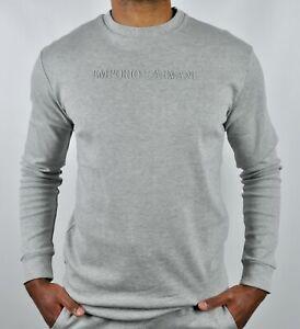 Emporio Armani Tracksuit Sweatshirt and Sweatpants Set - Slim Fit For Men