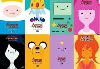 Adventure Time seasons 1-8 (Final) Complete series DVD Set 60 Day Warranty NEW