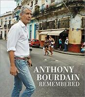 Anthony Bourdain Remembered by CNN HARDCOVER 2019