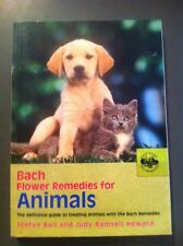 Bach Flower Remedies For Animals Steganography Ball Treating Illness Pets