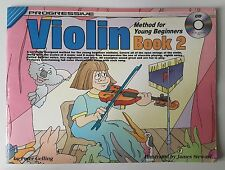 Progressive Method for Young Beginner Violin Book 2