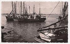 port-louis , le port de pêche , vue sur la rade de lorient