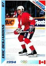 1994 Finnish Jaa Kiekko #87 Eric Desjardins