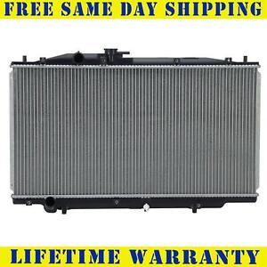 Radiator For 2003-2007 Honda Accord V6 3.0L Lifetime Warranty Free Shipping
