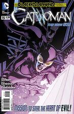 Catwoman #15 2011 New 52 DC Comics