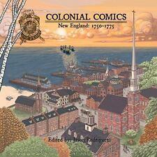 COLONIAL COMICS 2 - RODRIGUEZ, JASON (EDT)/ BELL, J. L. (EDT)/ LEWIS, A. DAVID (