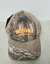 Twisted Tea Hard Iced Tea Real Tree Hat Cap Camo Adjustable Snap Back NWT