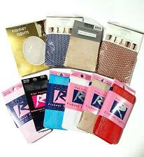 Lot of 50 Pieces - Women's High Fashion Assorted Fishnet Tights – Assorted Sizes