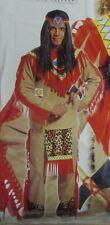 Brown L WIDMANN - Toro Scatenato Costume Guerriero Indiano in Tagia (ti3)