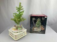 Enesco Precious Moments Musical Miniature Advent Calendar Tree Ornaments 621153