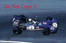 Jackie Stewart Tyrell 003 Winner German Grand Prix 1971 Photograph 1