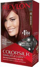 Revlon ColorSilk Hair Color 49 Auburn Brown 1 Each (Pack of 3)