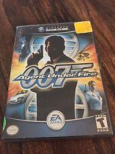 James Bond 007 in Agent Under Fire Nintendo GameCube G1