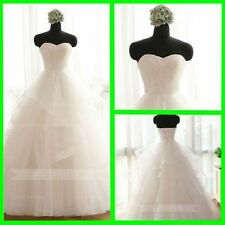 Beading Ball Gown/Dutchess Tulle Wedding Dresses