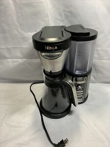 Ninja CF082 Coffee Bar Coffee Maker Working and Complete Y1