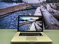 Apple Macbook 15 | PRE-RETINA | Intel | 8GB RAM | 500GB | WARRANTY | MacOS 2017