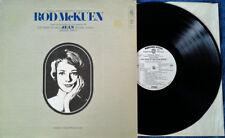 ROD McKUEN - PRIME OF MISS JEAN BRODIE  - WARNER BROS LP - WHITE LABEL PROMO