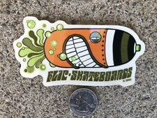 New Vintage Rare Flip Skateboard Skate Sticker Collector'S Edition