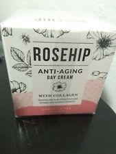 Summer & Bee ROSEHIP With Collagen Anti-aging Face Day Cream 60ML