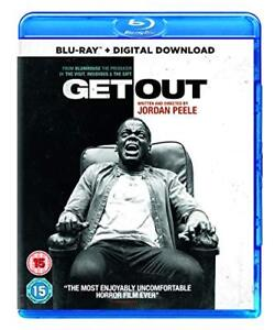 GET OUT BD + digital download [Blu-ray] [2017] [DVD]