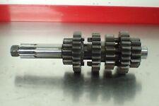 1994 Kawasaki KX125 KX 125 transmission shaft with gears main