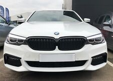 BMW 51 71 2 430 993 M-Performance Left Kidney Grille - Gloss Black